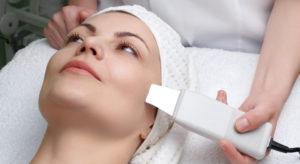 Ультразвуковая терапия в косметологии