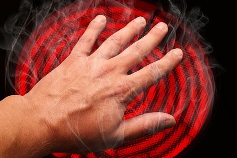 Восстановление кожи после ожога