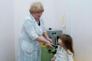 Физиотерапия в педиатрии