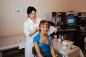 ДМВ-терапия показания и противопоказания