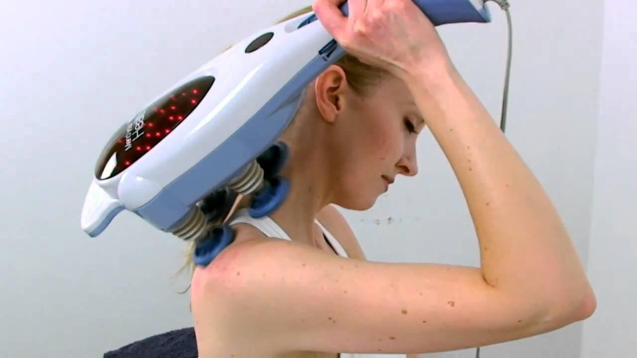 Как выбрать электрический массажер для спины