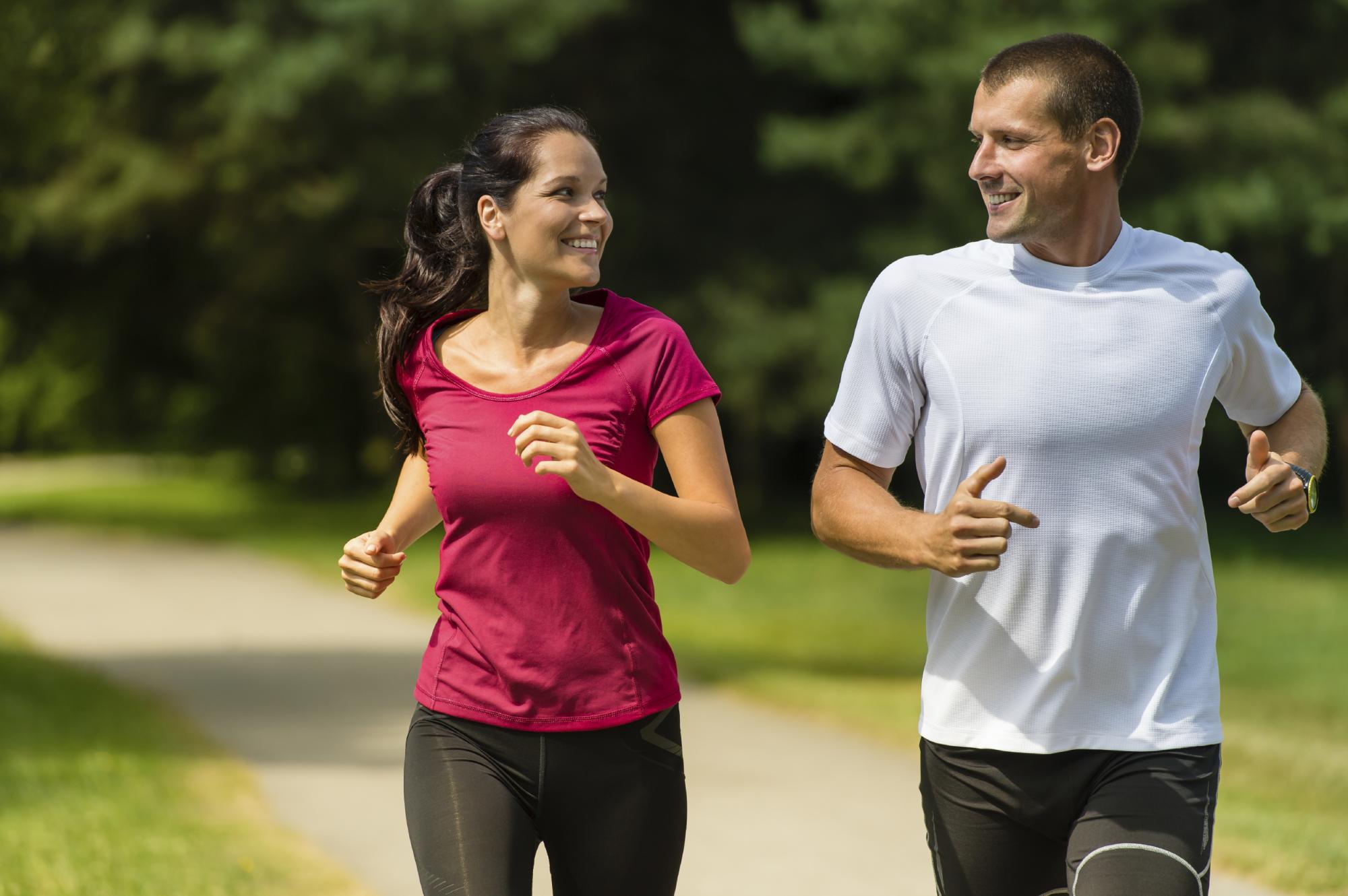 Польза и правильная техника бега