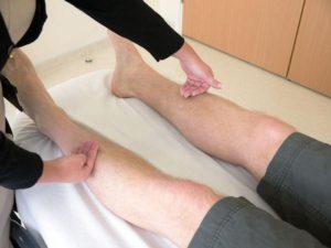 Облитерирующий атеросклероз сосудов нижних конечностей физиотерапия