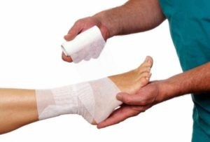Трофическая язва на ноге лечение физиопроцедурами