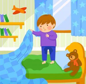 Иглоукалывание при лечении энуреза у детей