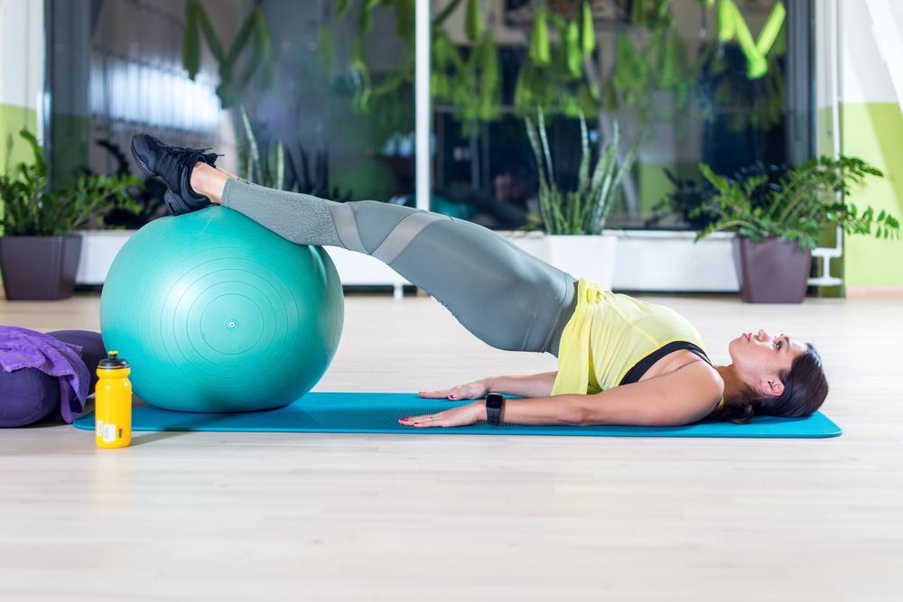 Тренировка мышц тазового дна в домашних условиях