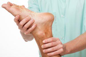 Массаж сустава после перелома малавит для суставов купить в спб