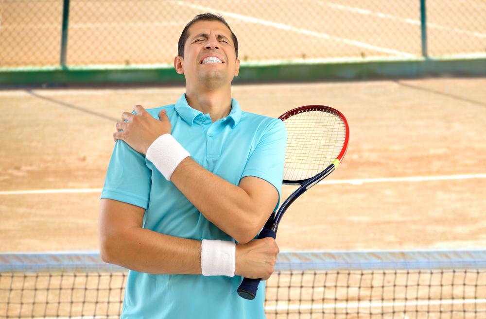 Разрыв связок плечевого сустава как разработать