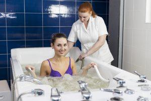 Противопоказания подводного душ массаж